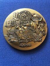 Texas Sesquicentennial 1836-1986 Official Coin Paperweight