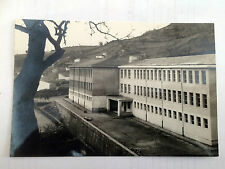 Cartolina Sardegna Sassari Bono caseggiato scolastico    1950/60 ca   11/4/16