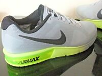 MENS NIKE AIR MAX SEQUENT TRAINERS UK SIZE 10   719912 013
