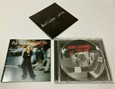 "Avril Lavigne CD+DVD(Region All) ""Let Go"" With 1 Bonus Track Japan"