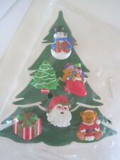 Avon Christmas Button Novelty Covers Package Nip