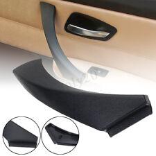 Portiera destra maniglia interna Trim Cover nero per BMW serie 3 E90 E91 E92 E93