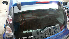 Citroen c1 tailgate glass  2009 breaking spares