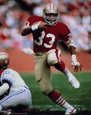 Roger Craig San Francisco 49ers NFL Football Unsigned Glossy 8x10 Photo B