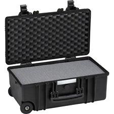 Explorer Cases 5122 Hard Case w/ wheels Black (w/ foam) equiv. Pelican 1510