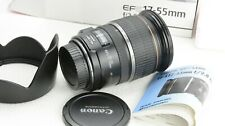 Canon EF-S 17-55 mm F/2.8, IS USM, OVP(box), lesen /read!!