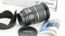Canon EF-S 17-55 mm f/2.8, IS USM, embalaje original (Box), leer/read!!!