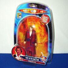 Doctor Who - 5th Doctor Regeneration Burgundy SDCC# ~~~~