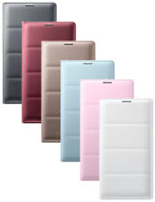 OEM Original Samsung Flip Wallet Case for Samsung Galaxy Note 4 100% Authentic