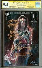 DARK KNIGHT III: THE MASTER RACE #5 CGC 9.4 WHITE PAGES ID: 4388