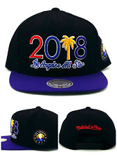 best sneakers c2cfe 3059a NBA All Star 2018 New Mitchell   Ness Los Angeles Clippers Era Snapback Hat  Cap