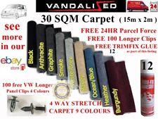 Contour Automotive CSR202 Carpet Lining Trim - Black/Grey