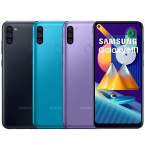 """Samsung Galaxy M11 M115FD Dual SIM 32GB/3GB 6.4"""" 13MP Octa-core Phone By FedEx"""