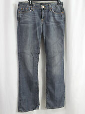 Lucky Brand Jeans Size 10 Inseam 30 Lola Boot Cut Denim Casual American