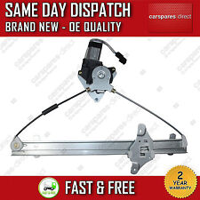 HYUNDAI GETZ 2002>ON FRONT RIGHT SIDE ELECTRIC WINDOW REGULATOR WITH 2 PIN MOTOR