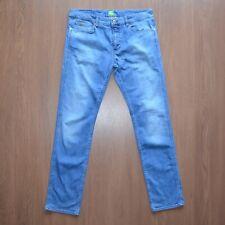 Hugo Boss Stretch Slim Blue Jeans Mens sz 36 x 34
