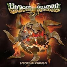 Vicious Rumors - Concussion Protocol CD #104484