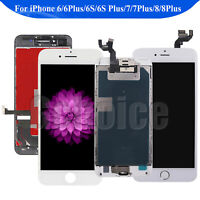 LCD Touch Screen Digitizer Display Assembly Replacement for iPhone 6 6S 7 8 Plus