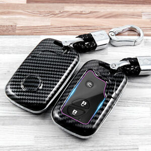 Car Keychain Key Fob Cover For Lexus GS430 GS350 IS350 IS250 ES350 LX570 RX350