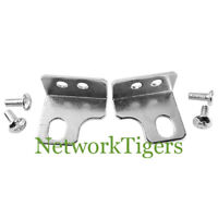 NEW Rack Mount Kit Bracket Ears for Brocade BR-300 310 320 360 San Switch