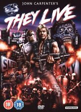 CULT SCI FI HORROR DVD – JOHN CARPENTER s THEY LIVE