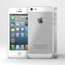 DEAL 1 : APPLE iPhone 5 | 64GB | IMPORTED & UNLOCKED | Silver 1 YEAR WARRANTY