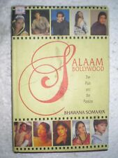 SALAAM BOLLYWOOD THE PAIN AND THE PASSION RARE BOOK 2000