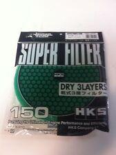 HKS Super Power Flow 150mm Green Filter