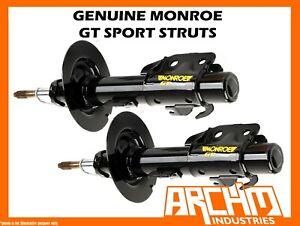 MONROE GT SPORT FRONT STRUTS / SHOCK ABSORBERS FOR FORD FALCON EF SEDAN