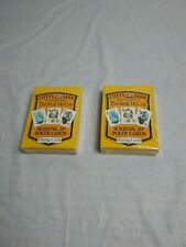 CUTTY SARK SCOTS WHISKY PLAYING CARDS ~ THE REAL McCOY ROARING 20's NEW & SEALED