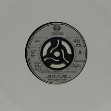 "STATUS QUO 'SOMETHING 'BOUT YOU BABY I LIKE' FRENCH IMPORT 7"" SINGLE #2"