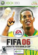 FIFA 06: Road to FIFA World Cup XBOX 360