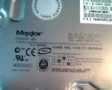 Hard Disk Drive IDE Maxtor D540X-4K 40GB MX4K040H2 237400-001 A00 19K1562 PGZXX