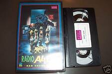 [1441] Radio alien (1992) VHS rara Video Arcadia