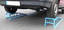 1 Paar Auffahrrampen für Wohnmobile + Transporter / Auffarhbreite 265mm /4000 kg