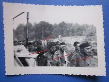 Foto ORIGINALE Polonia 1939 Fort fortezza kubrynska-Tor brama prigionieri polacco