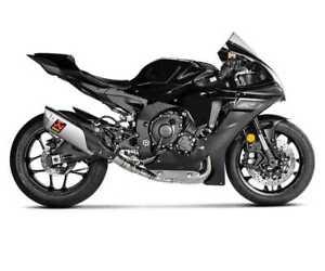 Scarico Completo Akrapovic Yamaha R1M 2017 S-Y10R15-APLT
