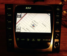 LEXUS GS460 HDD GPS NAVIGATION  SYSTEM  WITH HARD DRIVE MAPS NORTH AMERICA