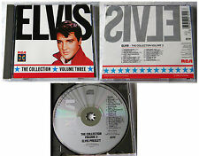 ELVIS PRESLEY The Collection Volume Three .. 1984 RCA PD89472 CD TOP
