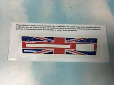 Classic MINI, AUSTIN MINI COOPER UNION JACK FLAG HEATER COVER