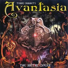 Avantasia - The Metal Opera Part 1 (CD Standard Jewel Case Edition)