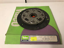 DISCO FRIZIONE FIAT UNO TURBO VALEO D424G CLUCTH DISC FIAT UNO