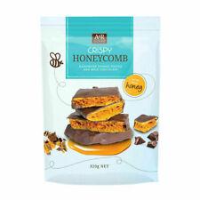 Milk Chocolate Crispy Honeycomb Bites 320g Alli & Rose