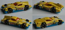 Hot wheels-FORMUL 8r jaune/bleu