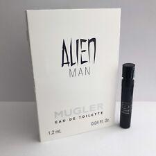 Mugler Alien Man Edt sample 1,2ml