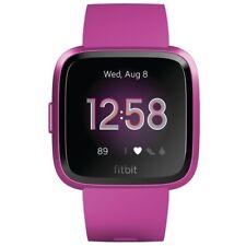 Fitbit Versa Lite Health and Fitness Smartwatch magenta, Aktivitätstracker