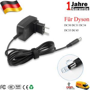 Ladegerät Ladekabel für Dyson Netzteil für DC30 DC31 DC34 DC35 DC45 Staubsauger