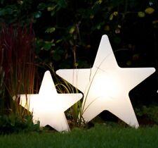 Lampe Stern 80 cm weiß Design by 8seasons für Innen & Außen NEU