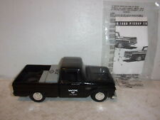 Ertl Wix Filters 1966 Ford Pickup Truck - Die-Cast Coin Bank - 1/25 Scale