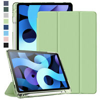 "For Apple iPad Air 4th Generation 10.9"" 2020 Smart Leather Flip Case Stand Cover"